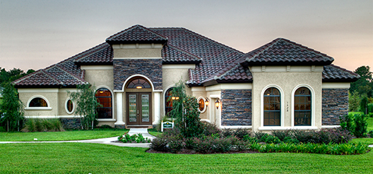 Colony stone central florida stucco plaster stone for Precast concrete homes florida